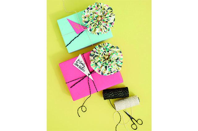 Wrap gift - oh joy 2