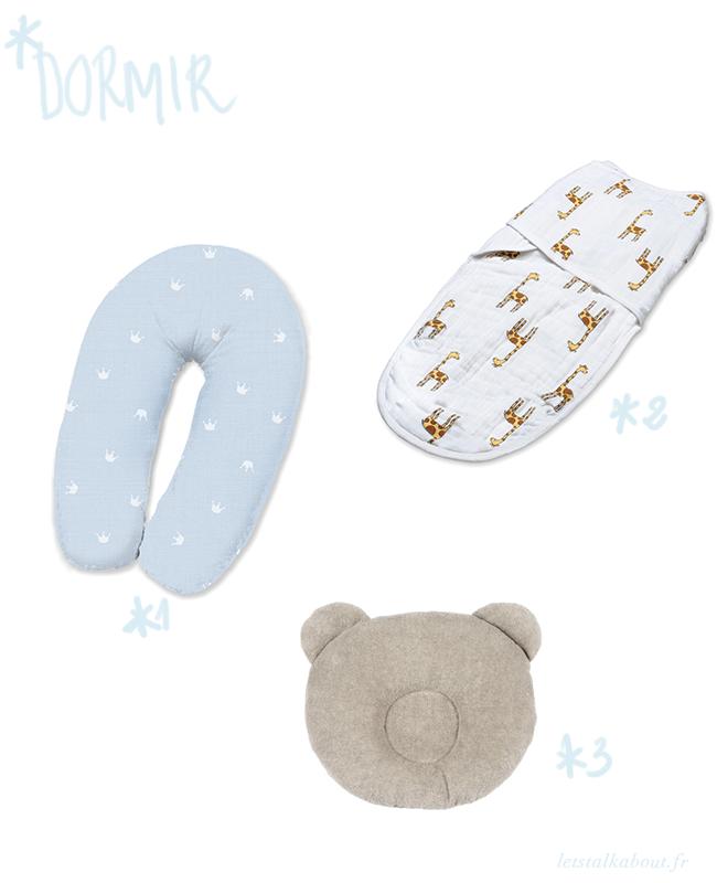 dormir-les essentiels de bébé