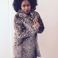 leopard love - let's talk about blog - afro - zara - coat