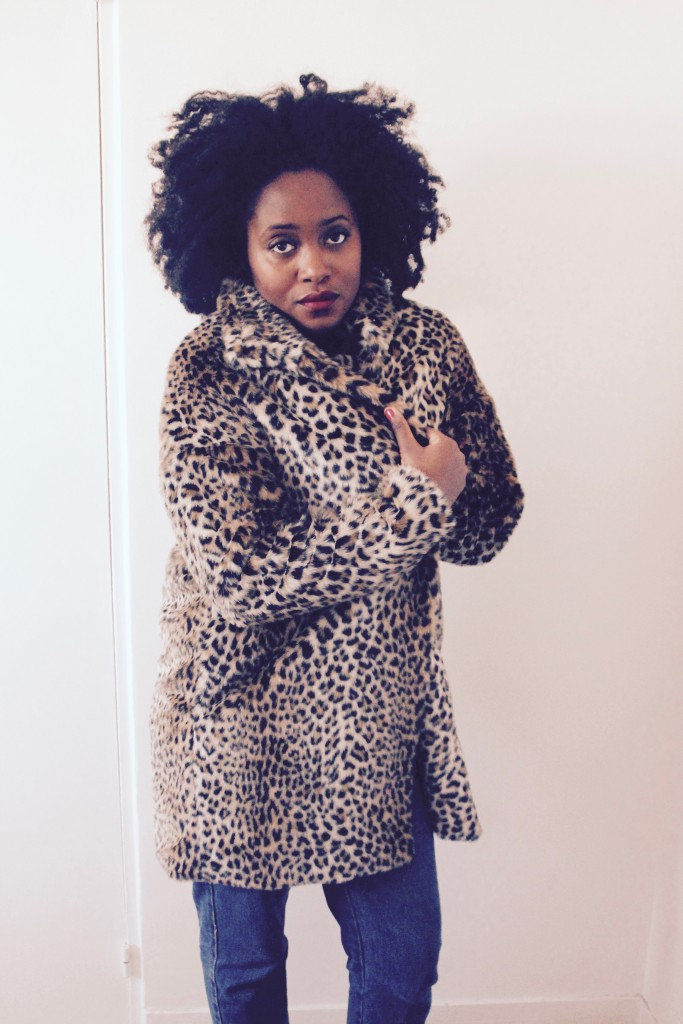leopard love - let's talk about blog - afro - zara - coat